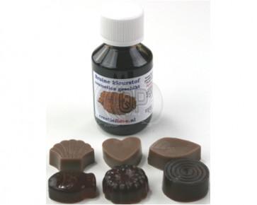 Kleurstof: bruin 100ml (cosmetica geschikt)