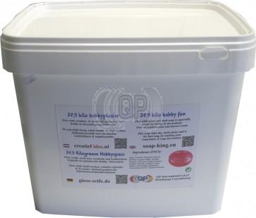Glycerine gietzeep condens & zweetvrij* 27,5 kilo transparant