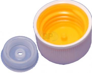 Dop ropp 28 kindveilige sluiting + druppelaar / druppel teller