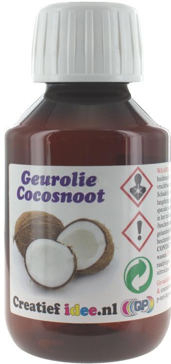Parfum / geurolie Cocosnoot 100ml