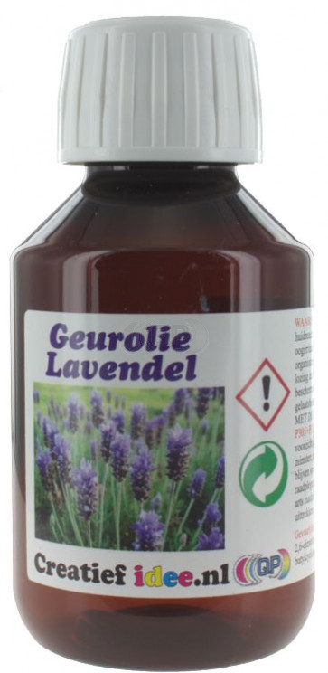 Parfum / geurolie Lavendel 100ml