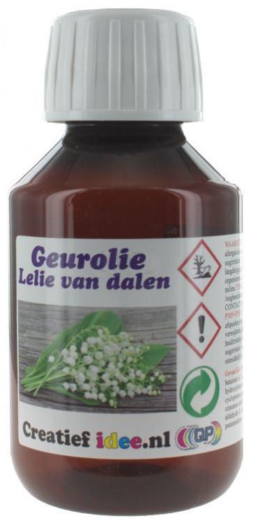 Parfum / geurolie Lelie van Dalen 1 liter (Alleen voor Decoratie)