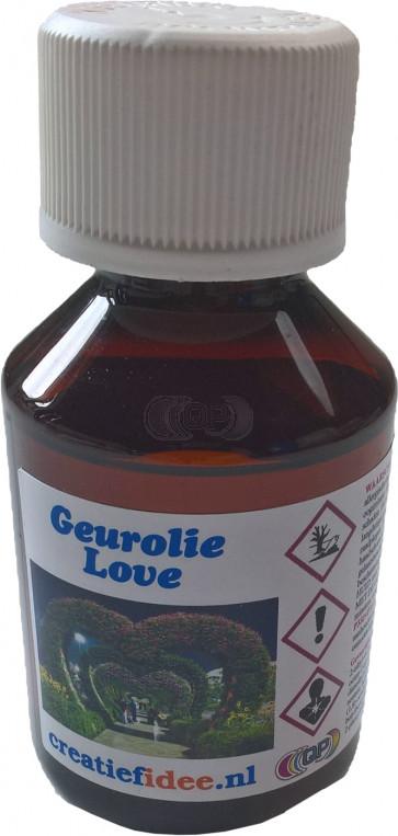 Parfum / geurolie love 100ml
