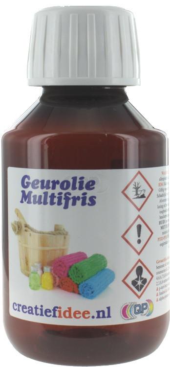 Parfum / geurolie Multifris 100ml