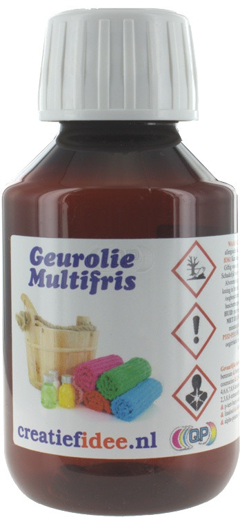 Parfum / geurolie Multifris 1 liter