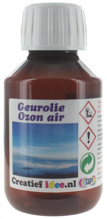 Parfum / geurolie Ozon air 100ml (Alleen voor Decoratie)