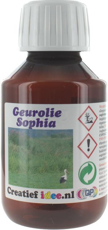 Parfum / geurolie Sophia 100ml