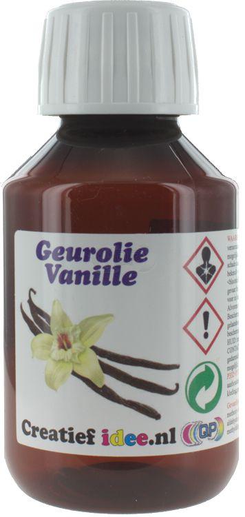 Parfum / geurolie Vanille 100ml