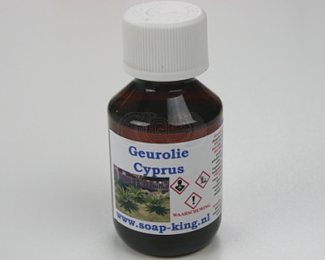 Parfum / geurolie Cyprus 100ml