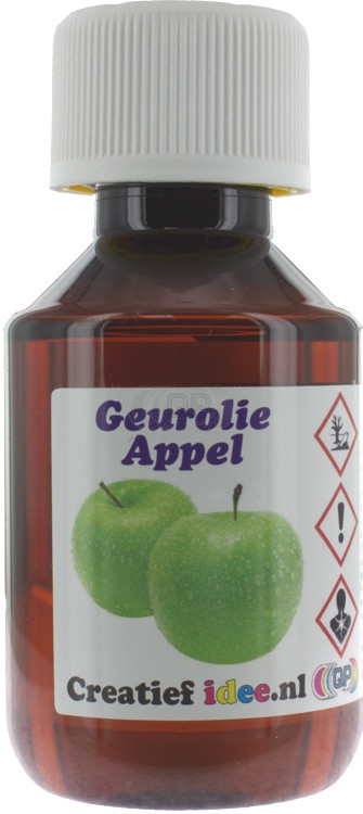 Parfum / geurolie appel (Granny smith) 100ml