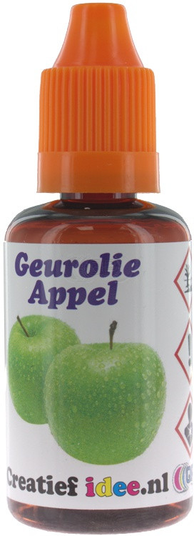 Parfum / geurolie appel (Granny smith) 15ml