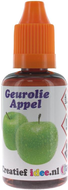 Parfum / geurolie appel (Granny smith) 30ml