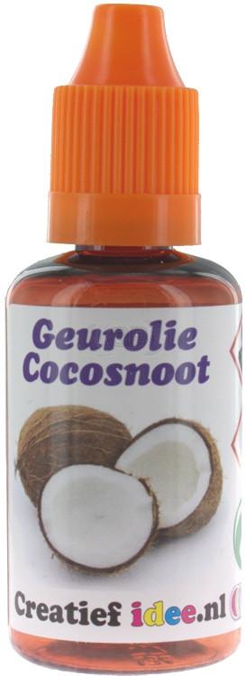 Parfum / geurolie Cocosnoot 15ml