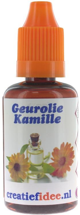 Parfum / geurolie Kamille 30ml (Alleen voor Decoratie)