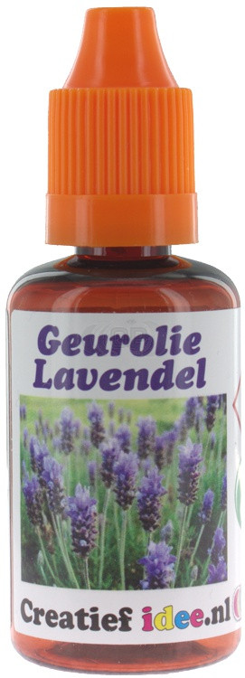 Parfum / geurolie Lavendel 15ml