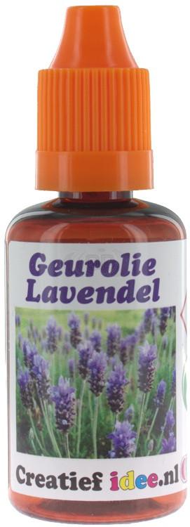 Parfum / geurolie Lavendel 30ml