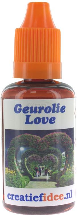 Parfum / geurolie love 15ml