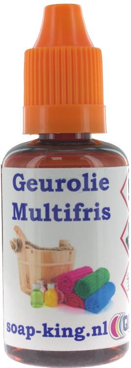 Parfum / geurolie Multifris 30ml