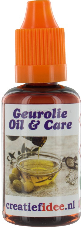 Parfum / geurolie Oil & Care 30ml