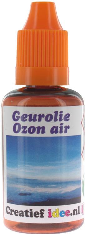 Parfum / geurolie Ozon air 30ml (Alleen voor Decoratie)
