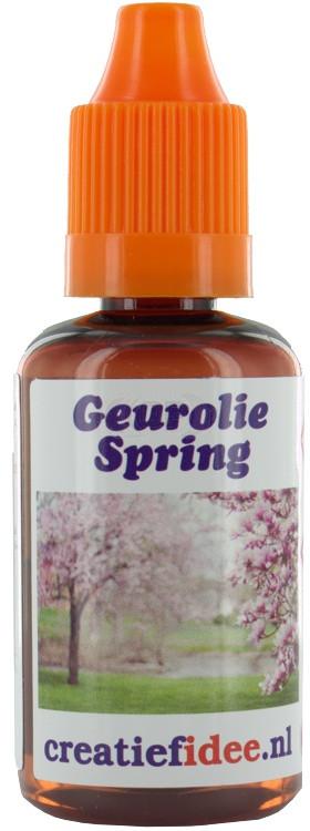 Parfum / geurolie Spring 30ml