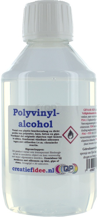 Polyvinylalcohol beschermt & dicht poriën 250 ml