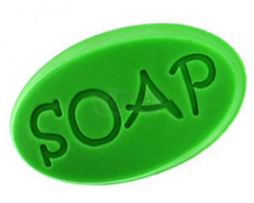QP0067S siliconen mal: zeepmal soap
