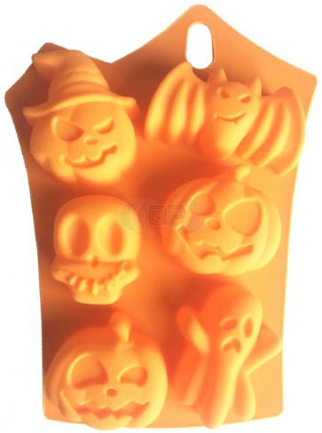 QP0116S siliconen mal: Halloween