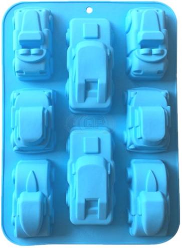 QP0123S siliconen mal: Auto's