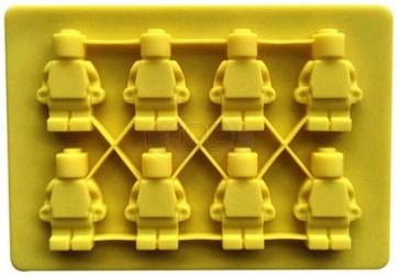 QP0137S siliconen mal: Poppetjes
