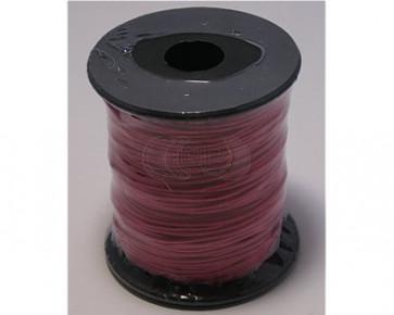 Waxkoord  roze / fuchsia Ø 1mm 70 meter