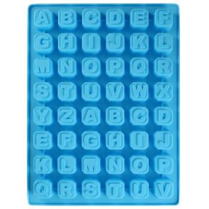 QP0001NS siliconen mal: alfabet