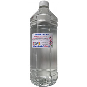 Chirurgische alcohol (70%) navulverpakking 1 liter