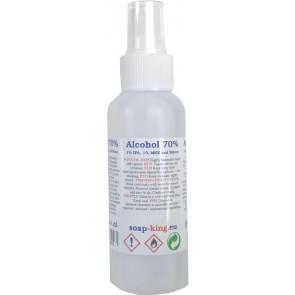 Chirurgische alcohol (70%) 100ml inclusief verstuiver