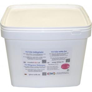 Glycerine gietzeep condens & zweetvrij* 11,5 kilo wit