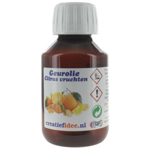 Parfum / geurolie Citrus vruchten 500ml (Alleen voor Decoratie)