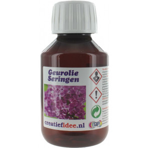 Parfum / geurolie Seringen 100ml (decoratie)