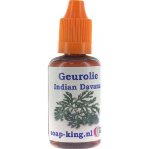 Parfum / geurolie Indian Davana