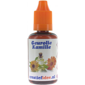 Parfum / geurolie Kamille (decoratie)