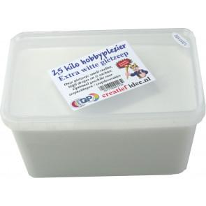 Glycerine gietzeep condens & zweetvrij* 2,5 kilo extra wit