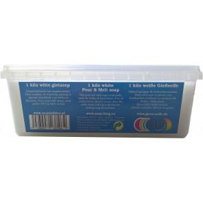 Gietzeep condens & zweetvrij Glycerine basis* 1 kilo wit