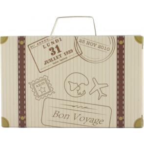 Cadeauverpakking koffer 5 stuks (8*3*5 cm)