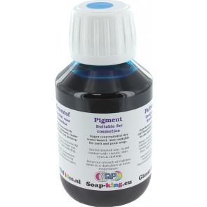 Basis kleurstof cosmetica: blauw navuling (zeep & cosmetica geschikt)
