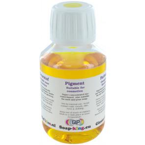 Basis kleurstof: geel navuling (zeep & cosmetica geschikt)