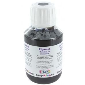 Kleurstof basis: zwart navuling  (zeep & cosmetica geschikt)
