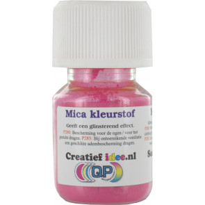 Mica pigment Passion Pink ±20ml