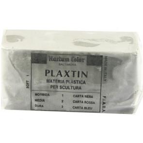 Plasticine ±1 kilo (zachtblijvende klei)