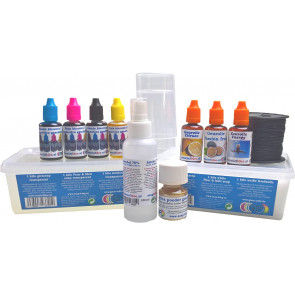 Glycerine gietzeep startpakket 3: professional