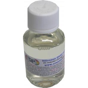 Vloeibare siliconen QV22 b-compenent verharder 250 ml
