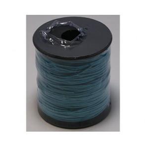 Waxkoord blauw Ø 1mm 70 meter